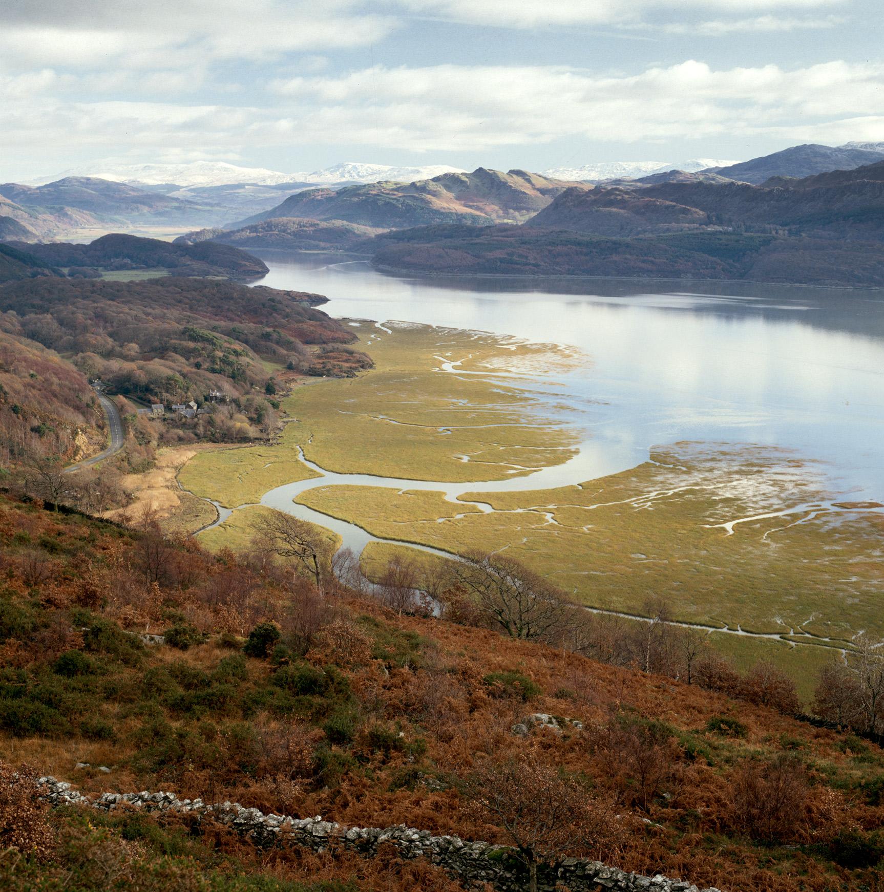 Cader Idris West Wales (060800)