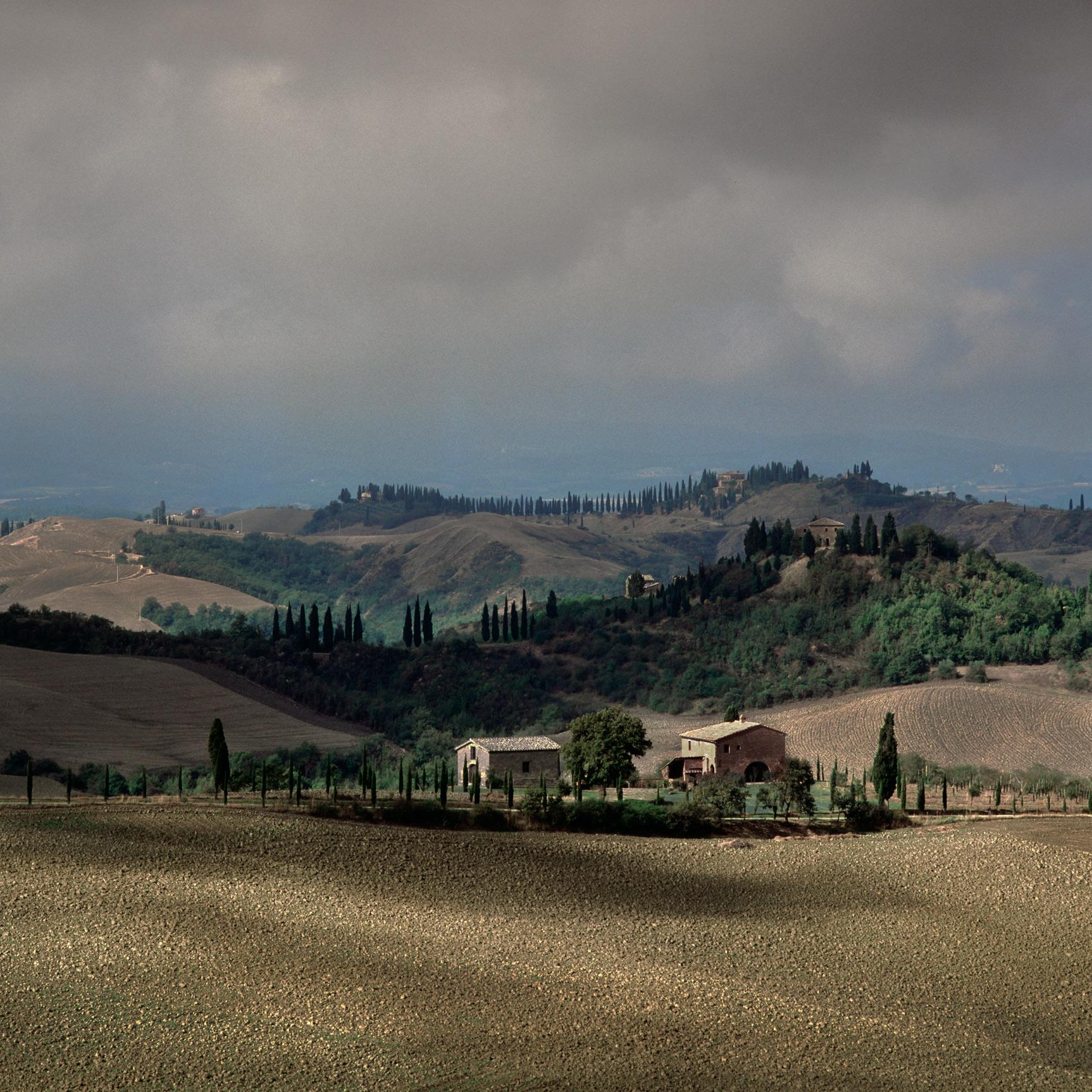 Asciano, Tuscany (030009)
