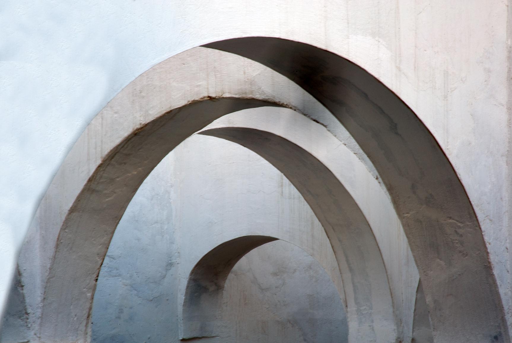Mauseleum Arches, Libya (010050)