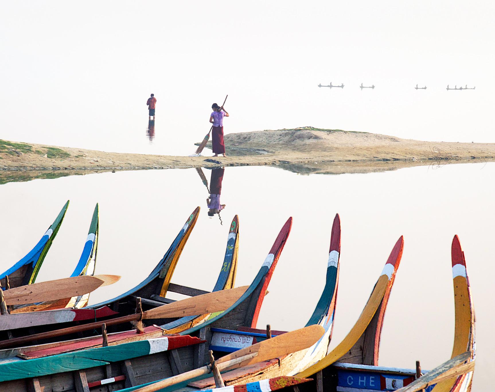 Mandalay I, Myanmar (015010)